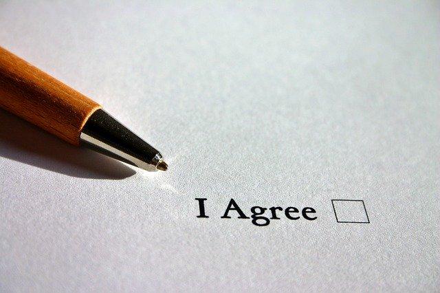 賃貸物件を借りる手続き 契約書類の取り交わし